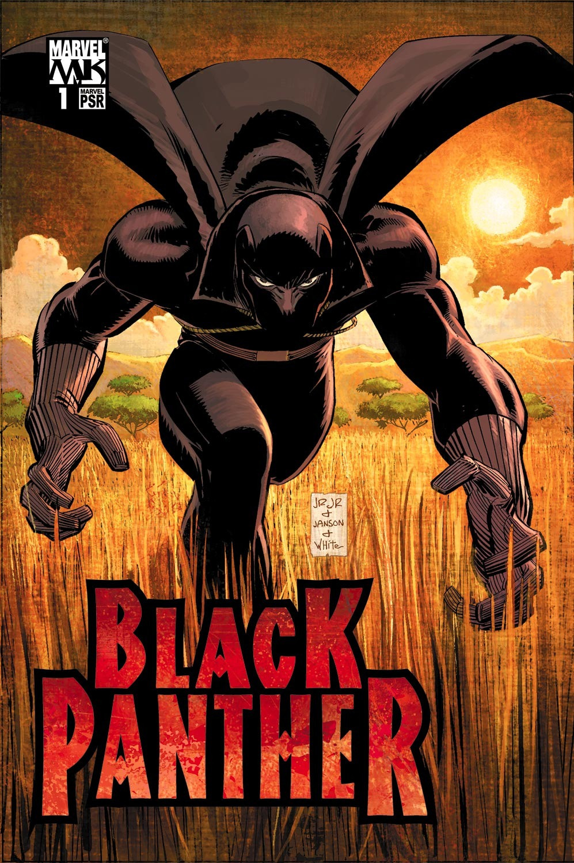 Black Panther Vol 4 1 | Marvel Database | FANDOM powered ...