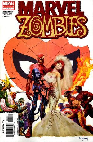 Marvel Zombies Vol 1 5