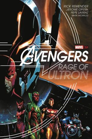 Avengers Rage of Ultron Vol 1 1