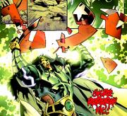 Cul Borson (Earth-616) and Captain America's Shield from Fear Itself Vol 1 5
