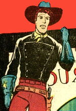 Tex Taylor (Earth-616) from Tex Taylor Vol 1 2 0001