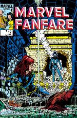 Marvel Fanfare Vol 1 12