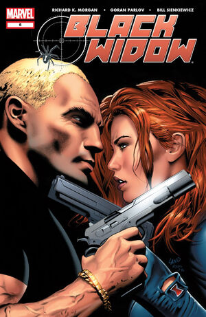 Black Widow Vol 3 6