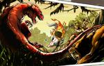 Devil Dinosaur (Earth-30847) from Ultimate Marvel vs Capcom 3 0001