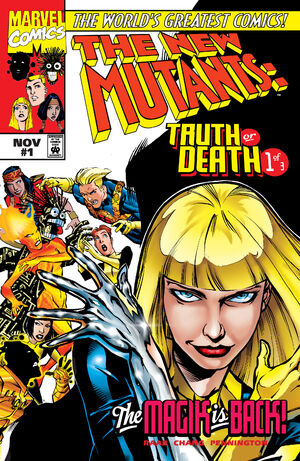 New Mutants Truth or Death Vol 1 1