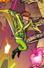 Sean Cassidy (Earth-BWXP) from X-Tinction Agenda Vol 1 2 001