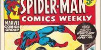 Spider-Man Comics Weekly Vol 1 37