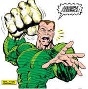 William Baker (Earth-616) from Amazing Spider-Man Vol 1 348 001