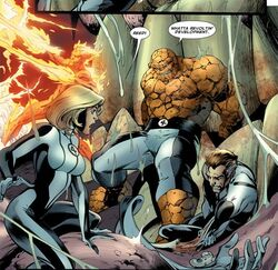 Fantastic Four (Earth-616) from Fantastic Four Vol 4 1 0001