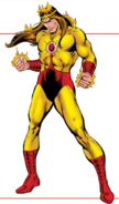Silas King (Earth-616) from Defenders Strange Heroes Vol 1 1 0001