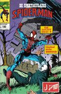 Spectaculaire Spiderman 180