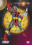 Tyros (Earth-616) from Marvel Universe Cards Series III 0001