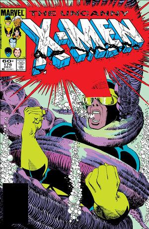 Uncanny X-Men Vol 1 176