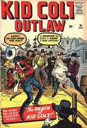 Kid Colt Outlaw Vol 1 91