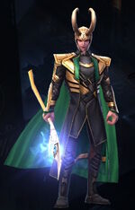 Loki Laufeyson (Earth-TRN012) from Marvel Future Fight 001