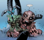 Otto Octavius (Earth-13264) from Marvel Zombies Vol 2 1 page 9