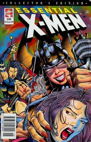 Essential X-Men Vol 1 14