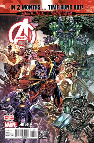 Avengers # 5 vol. 4 panini heroic age marvel bendis romita jr. 2011