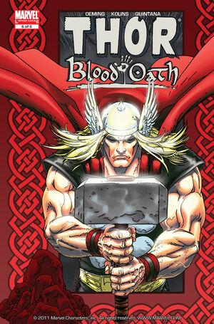 Thor Blood Oath Vol 1 6