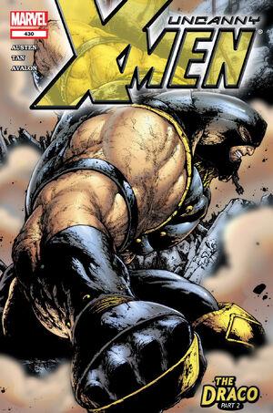 Uncanny X-Men Vol 1 430