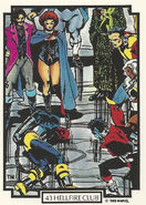 Hellfire Club and X-Men (Earth-616) from Best of Byrne Collection 0001