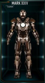 Iron Man Armor MK XXIV (Earth-199999)