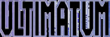 Ultimatum Logo 0001