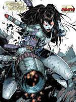 Uncanny X-Men Vol 1 464 page 23 Karima Shapandar (Earth-58163)