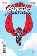 All-New Captain America Vol 1 1 Baby Variant