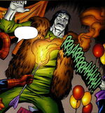 Frankenstein's Monster (Earth-20051) Marvel Adventures Spider-Man Vol 1 20