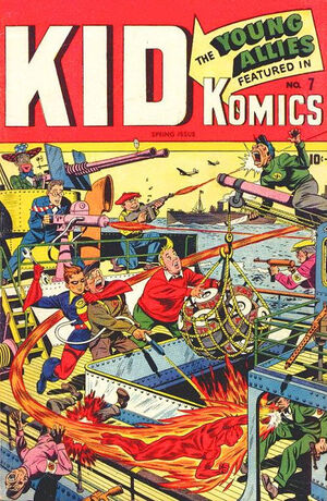 Kid Komics Vol 1 7