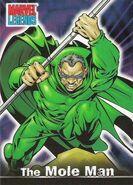 Harvey Elder (Earth-616) from Marvel Legends (Trading Cards) 0001