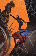 Spider-Men Vol 1 5 Dublin Comic Con Variant Textless