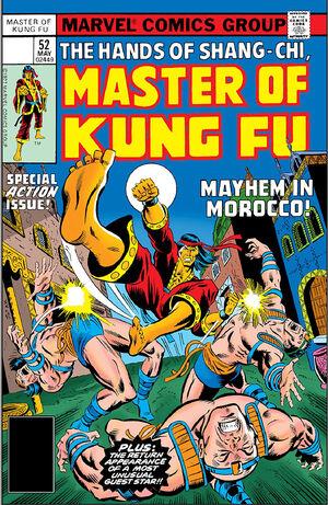 Master of Kung Fu Vol 1 52