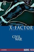 X-Factor Vol 3 8 Textless