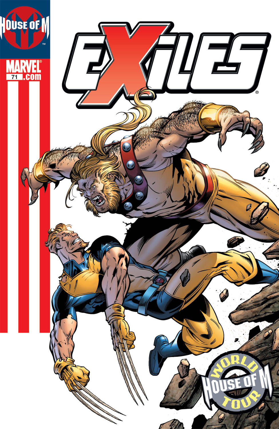 Exiles Vol 1 71 - Marvel Datab...