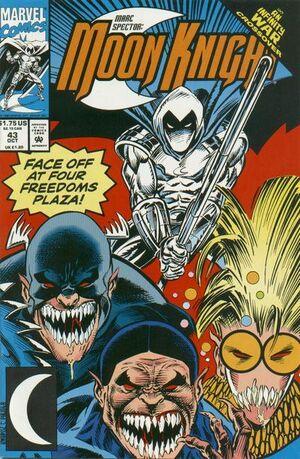 Marc Spector Moon Knight Vol 1 43