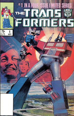 Transformers Vol 1 1