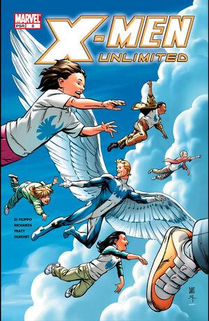 X-Men Unlimited Vol 2 8