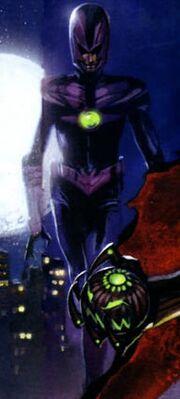 Bentley Wittman (Earth-616) Von Bardas armor from Secret War Vol 1 3