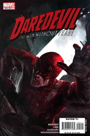Daredevil Vol 2 101