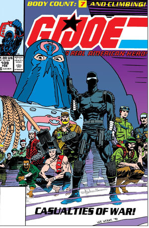 G.I. Joe A Real American Hero Vol 1 109