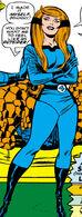Crystalia Amaquelin (Earth-616) Fantastic Four costume from Fantastic Four Vol 1 81