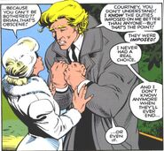 Excalibur Vol 1 3 page - Brian Braddock (Earth-616)