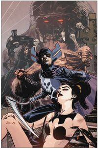 Dark Reign Lethal Legion Vol 1 1 Textless