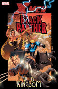 X-Men Black Panther Wild Kingdom TPB Vol 1 1