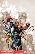 Avengers Academy Vol 1 1 Textless
