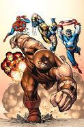 Marvel Adventures The Avengers Vol 1 7 Textless