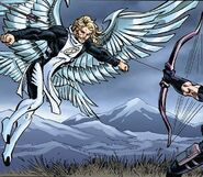 Warren Worthington III (Earth-616) from Avengers vs. X-Men Vol 1 4 0001