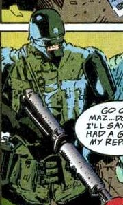 Maz (Earth-928) Ravage 2099 Vol 1 23